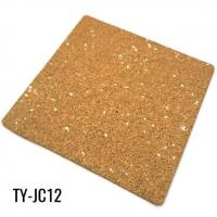 Buy cheap Yellow Durable 3mm Virgin EPDM Granules Rubber Sheet from wholesalers