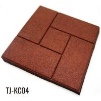 Buy cheap Red Easy to Maintain 2cm Horse Stall Rubber Stable Mats from wholesalers