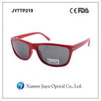 Buy cheap New Style 2017 Red Plastic Frame Fashion Sunglasses from wholesalers