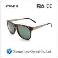 Buy cheap Plastic Sunglasses With Metal Arms from Wholesalers