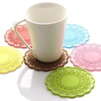 Buy cheap Silicone/PVC Coaster from wholesalers