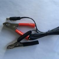 Buy cheap Alligator dc power cable with alligator clip battery from wholesalers