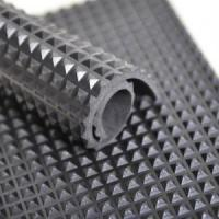Buy cheap Rubber Floor Pyramid Pattern Rubber Mats from wholesalers