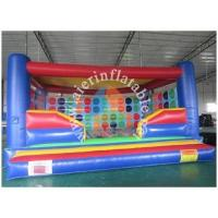 China Inflatable Bouncer Castle ABC-012 twister game bouncer on sale