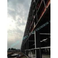 Buy cheap Grade A572 / A36 90 X110 ASTM Industrial Steel Buildings Concrete Plants from Wholesalers