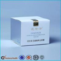 Buy cheap Eye Cream Skincare Packaging Paper Box from Wholesalers