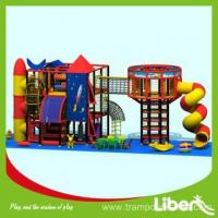 Buy cheap According to Your Room Customized Indoor Playground Equipment for Kids from Wholesalers