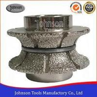 Buy cheap No.20, Full Bullnose, Vacuum Brazing Diamond Router Bits for Shaping Various Stone from Wholesalers