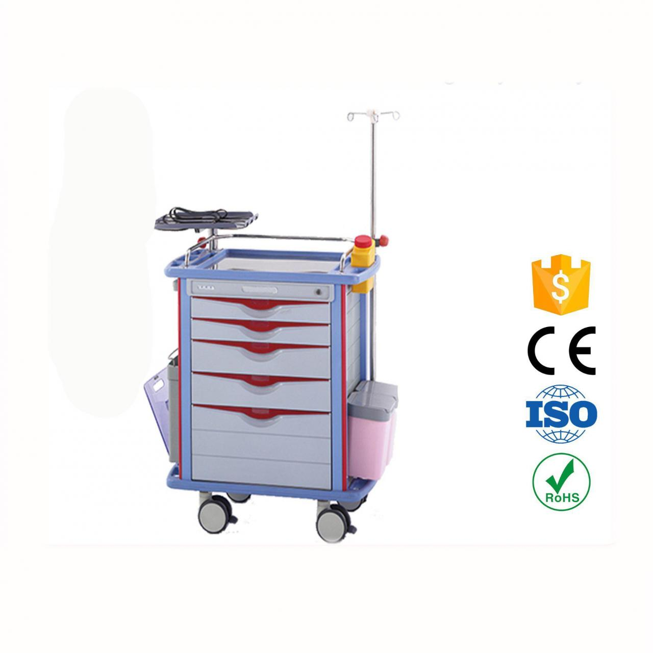 Buy cheap NEW ARRIVAL EMERGENCY TROLLEY WITH HIGH QUALITY from wholesalers