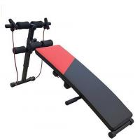 Buy cheap High Quality Incline Sit Up Bench With Height Adjustable from wholesalers
