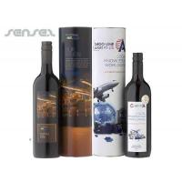 Buy cheap Promotional Custom Printed Wine & Cylinder Gift Sets from Wholesalers