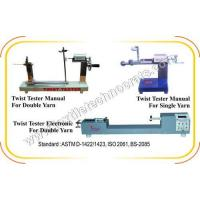 Quality Yarn Twist Tester wholesale