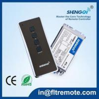 3 channels light control switch