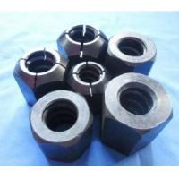Steel Plate Finishing rebar nut and subplate