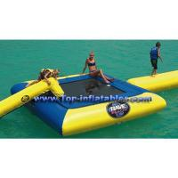 Buy cheap Inflatable Games Inflatable Trampoline from Wholesalers