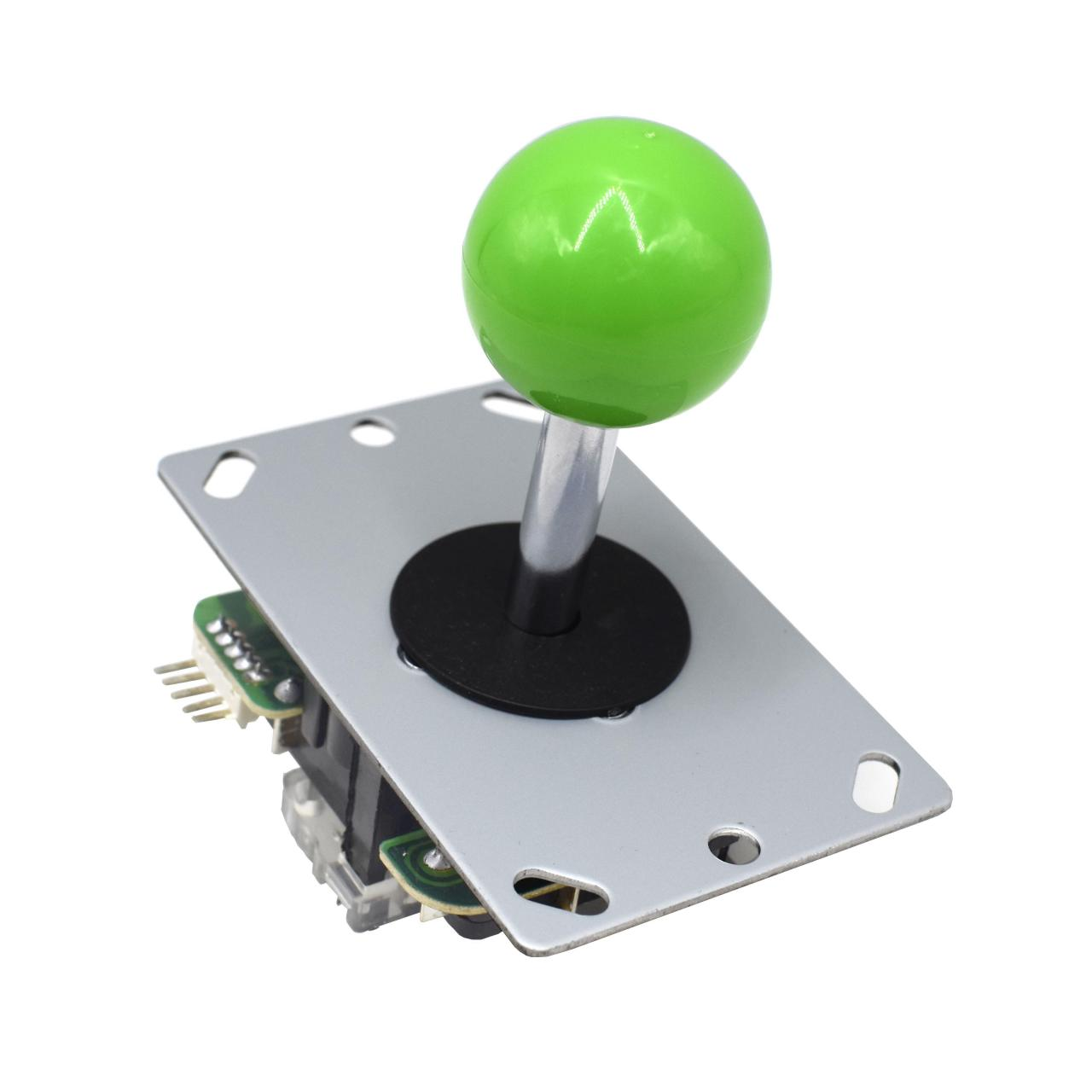 Buy cheap Green Ball 5 Pin Micro Switche 8 Way Arcade Joystick Replacement from wholesalers