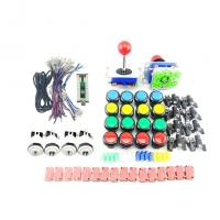 Buy cheap 2 Player Illuminated Arcade Button and Joystick DIY Parts Kit from wholesalers