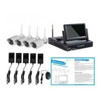 Buy cheap 4 CH 7 inch screen WIFI KIT from wholesalers