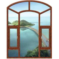 Buy cheap Aluminum windows The royal series flat open - China from wholesalers