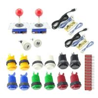 Buy cheap WINIT Arcade Button and Joytick DIY KIT for 2 players from wholesalers