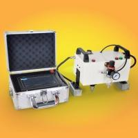 Buy cheap HS-PC01 HandHeld CNC Pin Marking Machine,Portable Metal Stamping Machine from wholesalers