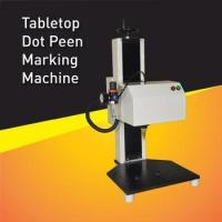 Buy cheap Hot sale Pneumatic Dot Peen Marking Machine,Nameplate Engraving Marking Machine from wholesalers