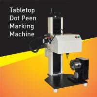 Buy cheap Dot Pin Metal Marking Machines,Dot Peen Marker can for parts flat and circle surface marking from wholesalers