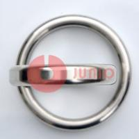 Buy cheap Soft Iron Oval Ring Gaskets Soft Iron Oval Ring Gaskets from wholesalers