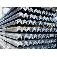 Q235, Q345 Galvanized Steel JIS Equal Steel Angle Bar