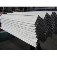 Quality 201 stainless steel angle wholesale