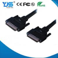 Buy cheap Over Molded 68pin Connector VHDCI Cable Wire Assembly Plastic Cover from Wholesalers