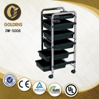 Buy cheap Trolley 4 motors hot sale massager table/bed/chair for salon wholesale DM-2322 from Wholesalers
