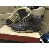Buy cheap Authentic Air Jordan 12 Chocolate from wholesalers