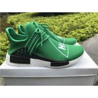 Buy cheap Authentic Adidas Human Race NMD x Pharrell Williams Green from wholesalers