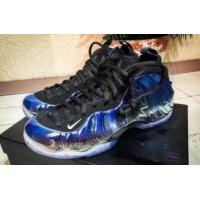 Buy cheap AUTHENTIC NIKE AIR FOAMPOSITE ONE BLUE MIRROR from Wholesalers