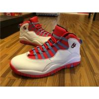 Buy cheap Authentic Air Jordan 10 Chicago Flag from Wholesalers