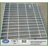 Serrated Bar Steel Grating for Anti-slip Stair Tread