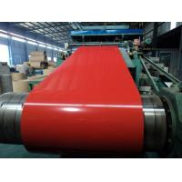 Buy cheap Ral3005 Matt 0.38mm 0.45mm Color Coated Metal Prepainted Steel Coil from wholesalers
