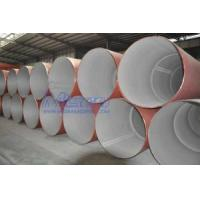 Buy cheap Big size welded pipe from wholesalers