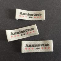 Buy cheap Printed Cotton Label from wholesalers