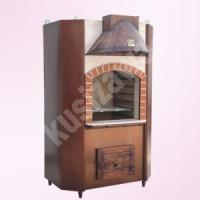 Buy cheap Wood burning steak smoky oven from wholesalers