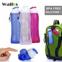 Buy cheap 500ML Collapsible Foldable Silicone Sports Water Bottle 1495 Save $ 1200 from wholesalers