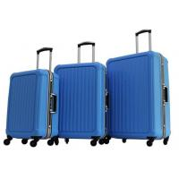 Buy cheap Wholesales Factory Price PP Aluminum Trolley 360 - Degree Wheels Pp Travel Luggage from wholesalers