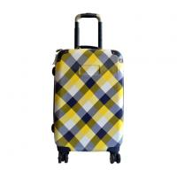Buy cheap PC Printing Luggage 360-degree Double Wheels Zipper Best Luggage from wholesalers