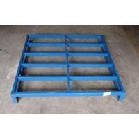 Buy cheap Durable Customized Steel Pallets from wholesalers