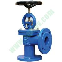 Buy cheap DIN3356 Angle Globe Valve from wholesalers