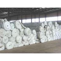 Buy cheap PE Fabric long fibre spunbond needle punched nonwoven geotextile from wholesalers