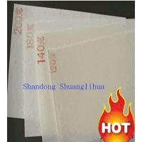 Buy cheap PE Fabric Long fibre PE mat sample from wholesalers