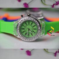 Buy cheap Geneva Silicone Quartz Wrist Watch from Wholesalers