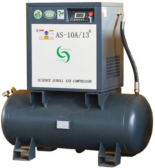 Quality Scroll Air compressor ASG series for sale